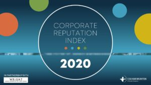 Colmar Brunton's Corporate Reputation Index