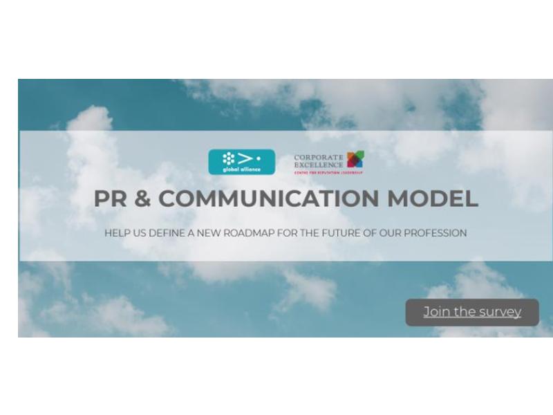 Global Alliance PR and Communication model survey